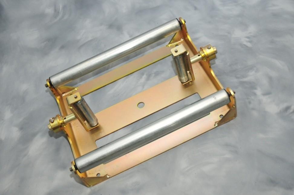 Kwm Mini Gutter Coil Cradle Gt Gutter Installation Tool